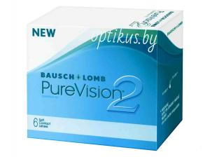 Контактные линзы PureVision 2 HD