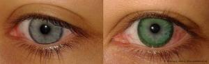 Цветные контактные линзы FreshLook Dimensions (С коррекцией)