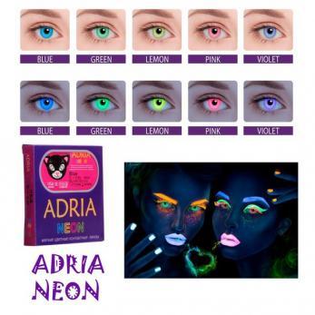 Контактные линзы ADRIA NEON