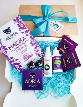 Подарочный BOX ADRIA COLOR 3 TONE
