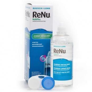 Универсальный раствор ReNu MultiPlus (объем 360 мл)