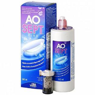Система очистки AOSEPT® PLUS (объем 360 мл)
