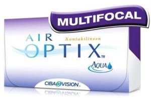 Контактные линзы Air Optix Aqua Multifocal