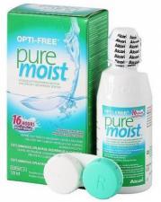 Раствор для линз Opti Free Pure Moist 90 мл