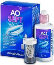 Система очистки AOSEPT® PLUS (объем 90 мл)