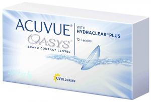 Распродажа ACUVUE Oasys with HYDRACLEAR Plus