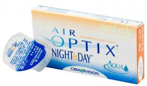 Контактные линзы AIR OPTIX Night & Day 8,6